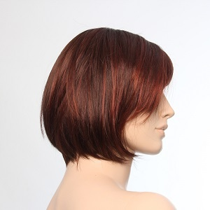 French Look winered shaded